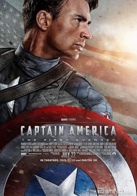 Phim Đội Trưởng Mỹ: Kẻ Báo Thù Đầu Tiên - Captain America: The First Avenger (2011)