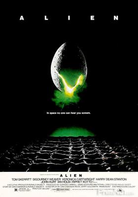 Phim Quái Vật Không Gian - Alien (1979)