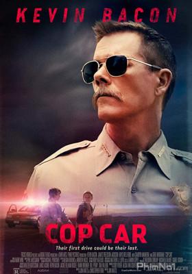 Phim Xe Cảnh Sát - Cop Car (2015)
