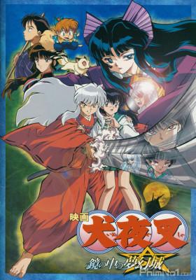 Phim InuYasha Movie 2: Kagami no Naka no Mugenjo - InuYasha the Movie 2: The Castle Beyond the Looking Glass (2002)