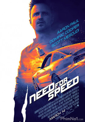 Phim Đam Mê Tốc Độ - Need for Speed (2014)