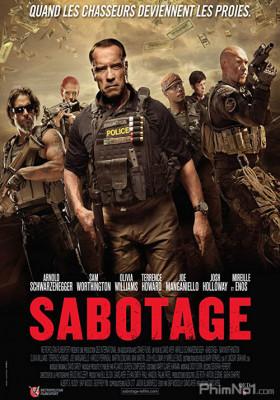 Phim Nhiệm Vụ Cuối Cùng - Sabotage (2014)
