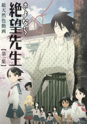 Phim Sayonara Zetsubou Sensei - Sayonara, Zetsubou-Sensei (2007)