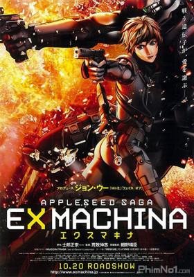 Phim Cuộc Chiến Tương Lai 2: Người Máy Nổi Dậy - Appleseed Saga: Ex Machina (2007)