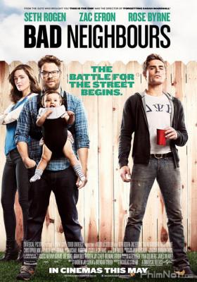 Phim Hàng Xóm Ôn Dịch - Neighbours (2014)
