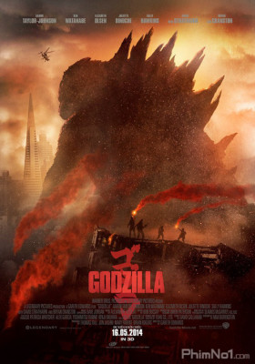Phim Quái Vật Godzilla - Godzilla (2014)