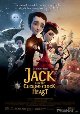 Phim Jack Và Trái Tim Không Được Yêu - Jack and the Cuckoo-Clock Heart (2013)