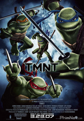Phim Ninja Rùa Đột Biến - TMNT (2007)