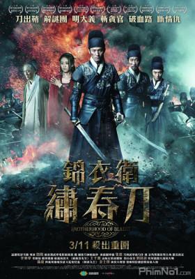 Phim Tú Xuân Đao - Brotherhood of Blades (2014)