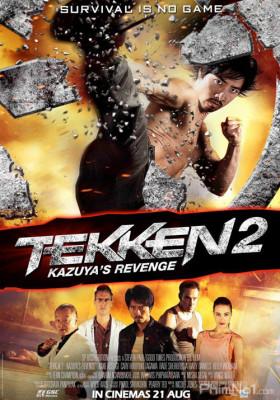 Thiết Quyền 2: Sự Trả Thù Của Kazuya