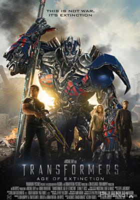 Phim Robot Đại Chiến 4: Kỷ Nguyên Huỷ Diệt - Transformers 4: Age of Extinction (2014)