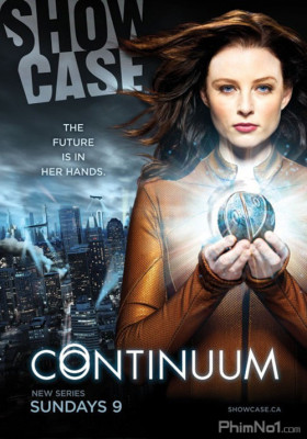 Phim Cổng Thời Gian: Phần 1 - Continuum Season 1 (2012)