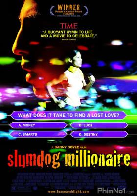 Phim Triệu Phú Khu Ổ Chuột - Slumdog Millionaire (2008)