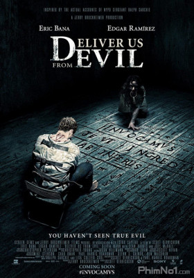 Phim Linh Hồn Báo Thù - Deliver Us from Evil (2014)