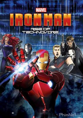 Phim Người Sắt: Sự Nổi Giận Của Technovore - Iron Man: Rise of Technovore (2013)