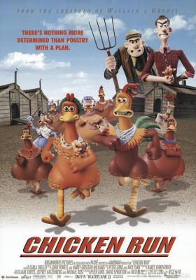 Phim Phi Đội Gà Bay - Chicken Run (2000)