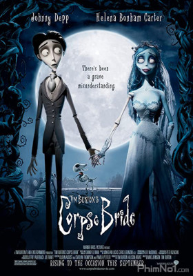 Phim Cô Dâu Ma - Corpse Bride (2005)