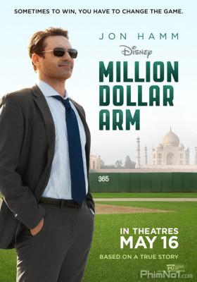 Phim Tay Ném Triệu Đô - Million Dollar Arm (2014)