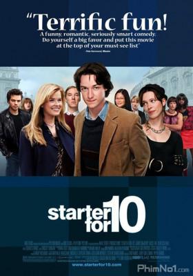 Phim Bắt Đầu Từ Điểm 10 - Starter for 10 (2006)