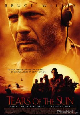 Phim Nước Mắt Mặt Trời (Nước Mắt Lúc Bình Minh) - Tears of the Sun (2003)