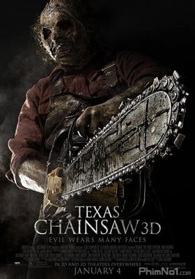Phim Tử Thần Vùng Texas 3D - Texas Chainsaw 3D (2013)