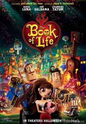 Phim Cuốn Sách Của Sự Sống - The Book of Life (2014)