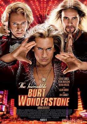 Phim Ảo Thuật Gia Tài Ba - The Incredible Burt Wonderstone (2013)