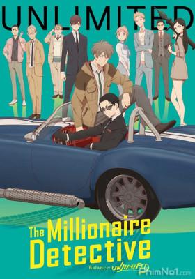 Phim Fugou Keiji: Balance:Unlimited - The Millionaire Detective – Balance: UNLIMITED (2020)