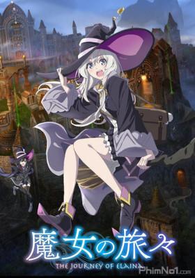 Phim Majo no Tabitabi - Wandering Witch: The Journey of Elaina (2020)