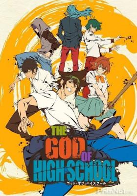 Phim Chúa Tể Học Đường - The God of High School (2020)