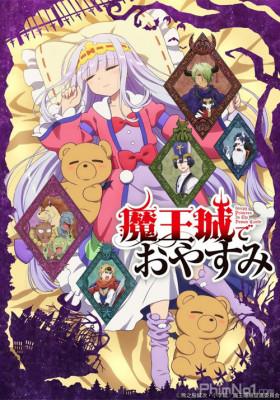 Phim Maoujou de Oyasumi - Sleepy Princess in the Demon Castle (2020)