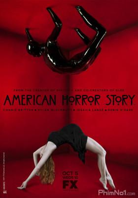 Phim Câu Chuyện Kinh Dị Mỹ 1: Ngôi Nhà Ma Ám - American Horror Story Season 1: Murder House (2011)