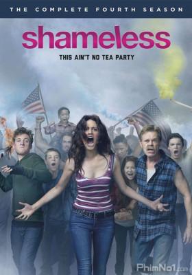 Phim Mặt Dày: Phần 4 - Shameless Season 4 (2014)