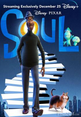 Phim Cuộc Sống Nhiệm Màu - Soul (2020)