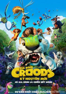 Phim Gia Đình Croods: Kỷ Nguyên Mới - The Croods: A New Age (2020)
