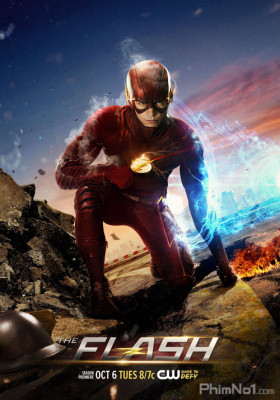 Phim Người Hùng Tia Chớp: Phần 2 - The Flash Season 2 (2015)
