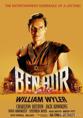 Phim Truyền Thuyết Đức Chúa Trời - Ben-Hur (1959)