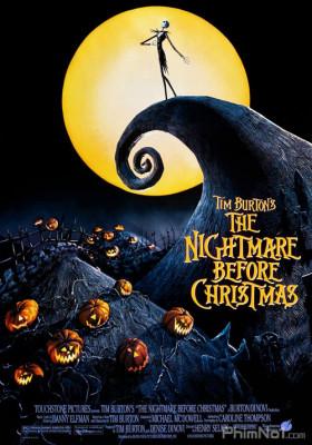 Phim Đêm Kinh Hoàng Trước Giáng Sinh - The Nightmare Before Christmas (1993)