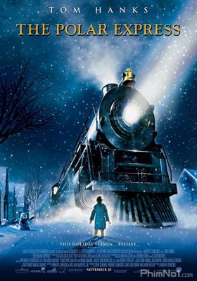Phim Tàu Tốc Hành Bắc Cực - The Polar Express (2004)