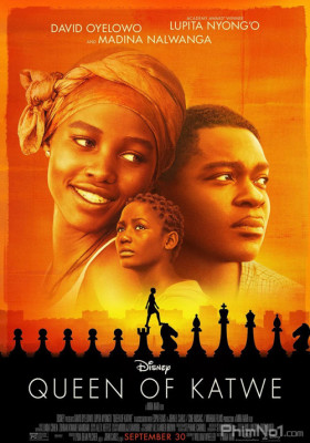 Phim Nữ Hoàng Cờ Vua - Queen of Katwe (2016)