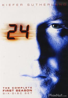 Phim 24 Giờ Chống Khủng Bố: Phần 1 - 24 Season 1 (2001)