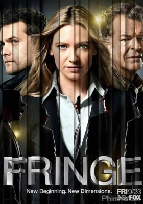 Phim Giải Mã Kỳ Án: Phần 4 - Fringe Season 4 (2011)