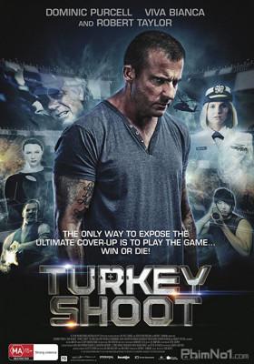 Phim Trò Bắn Gà Tây - Turkey Shoot (2014)