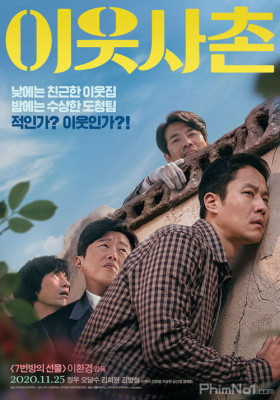 Phim Hàng Xóm - Best Friend (Good Neighbor) (2020)