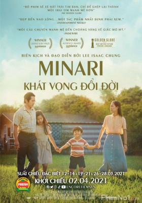 Phim Khát Vọng Đổi Đời - Minari (2020)