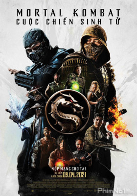 Phim Mortal Kombat: Đấu Trường Sinh Tử - Mortal Kombat (2021)