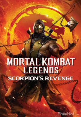 Phim Huyền Thoại Rồng Đen: Scorpion Báo Thù - Mortal Kombat Legends: Scorpion's Revenge (2020)