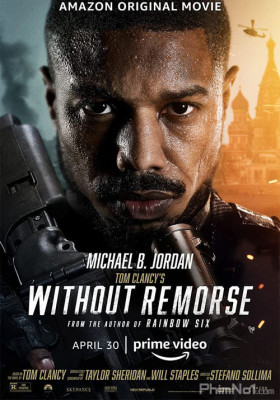 Phim Không Hối Tiếc - Tom Clancy's Without Remorse (2021)