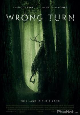 Phim Ngã Rẽ Tử Thần 7: Tộc Săn Người - Wrong Turn (2021)