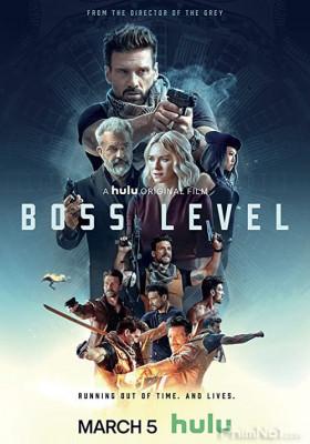 Phim Trùm Cuối Siêu Đẳng - Boss Level (2021)